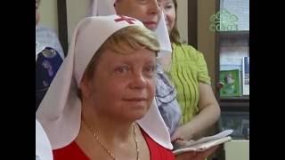 Видео. Состоялся 5-й выпуск по специальности «Младшая медицинская сестра по уходу»