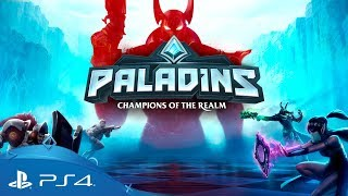 Paladins | Launch Trailer | Ps4