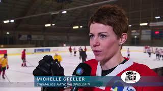 Wisle Ladies: Ein Einblick ins Frauen-Eishockey