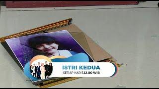 ISTRI KEDUA : Bingkai foto Nasya jatuh, Shakila punya firasat buruk