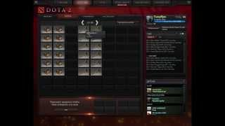 Dota 2 - открытие 12 сундуков от Pijon'a (opening chests)