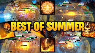 Dota 2 Earthshaker Moments [BEST OF SUMMER 2019]