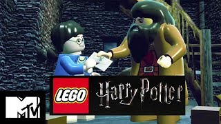 *Exclusive Trailer* Lego Harry Potter Collection Coming To Switch & Xbox One   MTV Games