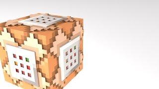 Minecraft Command Block Challenge