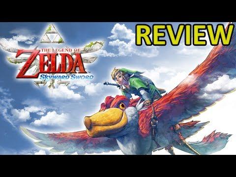ZELDA SKYWARD SWORD (Wii): Análisis y opinión || DÍA NINTENDO #19 || Review en español HD