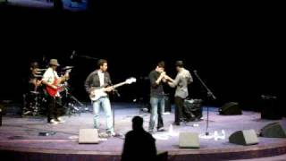 Nasaal the Band - Ali Zafar Concert - Yaaro (Atif Aslam Cover)
