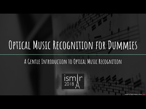 Optical Music Recognition For Dummies - Part 4 - Scientific State Of The Art
