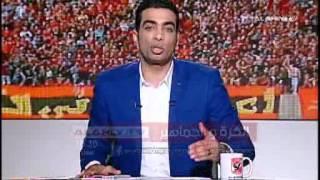 """شادى محمد """"الجماهير توحدت تحت علم مصر امام نيجيريا"""""""