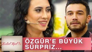 Zuhal Topal'la 157. Bölüm (HD) | Huriye'den Özgür'e Büyük Sürpriz!