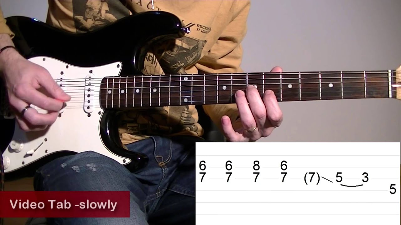 HOW TO PLAY JOHNNY B. GOODE | Lean How to Play Guitar ...