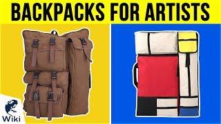 10 Best Backpacks For Artists 2019
