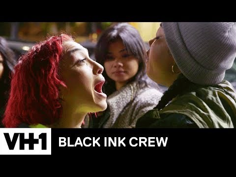 Tati Takes On Ted Krystal & Tokie  Black Ink Crew