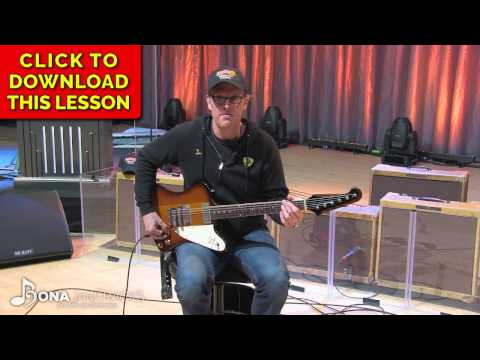"Bona Jam Tracks - ""Mountain Climbing"" Official Joe Bonamassa Guitar Backing Track in Open D"