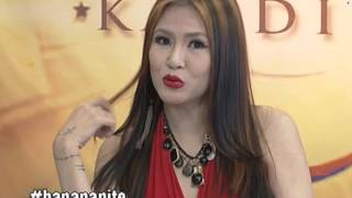 Keanna Reeves grilled on 'Ihaw Na!'