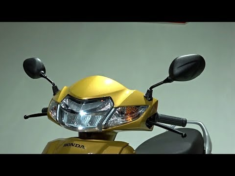 Honda Activa 5G What's New First Look #ScooterFest - YouTube