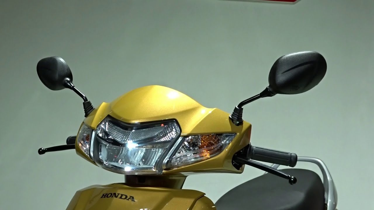 Honda Activa 5G What's New First Look #ScooterFest