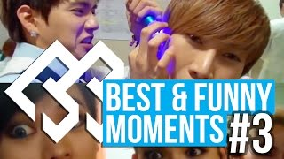 Reserved & Quiet Idols: BTOB #3 - Best & Funny Moments! thumbnail