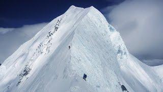 Climbing Mt Tasman-Rarakiroa (New Zealand) via the North Shoulder route
