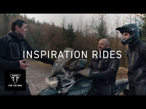 England vs. Wales   George North and David Flatman settle Six Nations rivalry on Triumph motorcycles