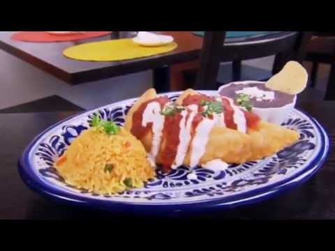 You Gotta Eat Here - El Rincon Mexicano Restaurant. Toronto, Canada.