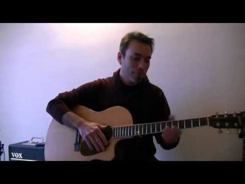 Cours de guitare Express, Another Lonely Day (Ben Harper) 1/3