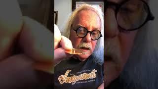 Saxgourmet solid copper screw back conical resonators