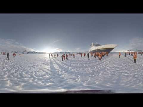 A Wedding In Antarctica