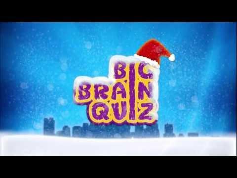 Big Brain Quiz Christmas 2012   Free iPhone & iPad game by Zariba