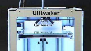Ultimaker 2 3D Printer Setup