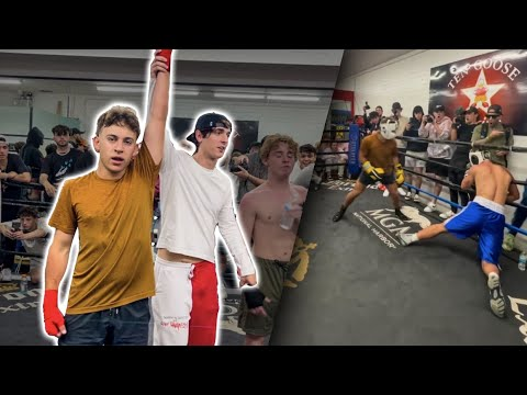 How I Won $100,000 (TikTokers vs Youtubers Boxing Match)