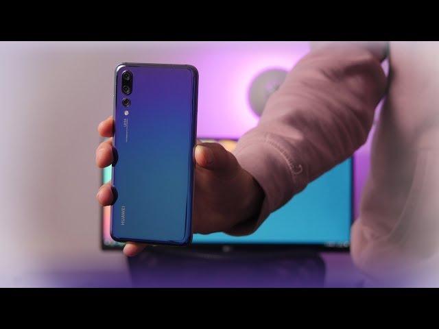 Huawei P20 Pro - Első benyomás