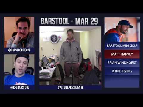 Barstool Rundown // March 29th 2016