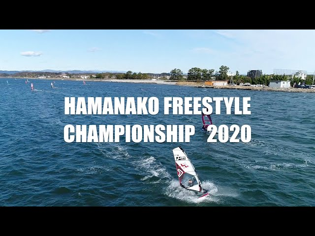 Hamanako Freestyle Championship 2020 Day 1 / freestyle