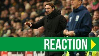 Norwich City 1-0 Middlesbrough: Daniel Farke Reaction