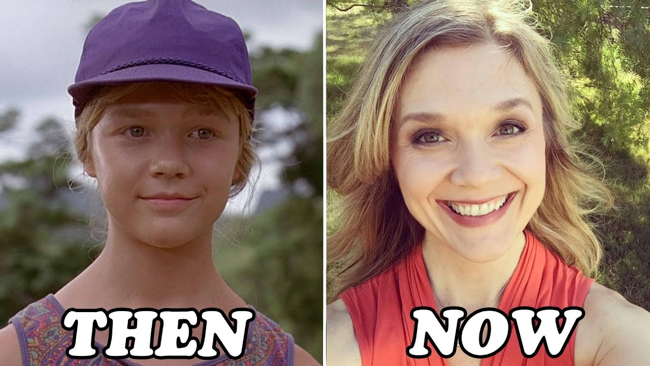 Jurassic Park (1993) | Cast ★ Then and Now (2019) - YouTube