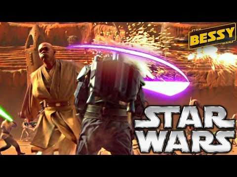 The Forbidden Lightsaber Move Mace Windu Used and What the Jedi Order Thought of It!
