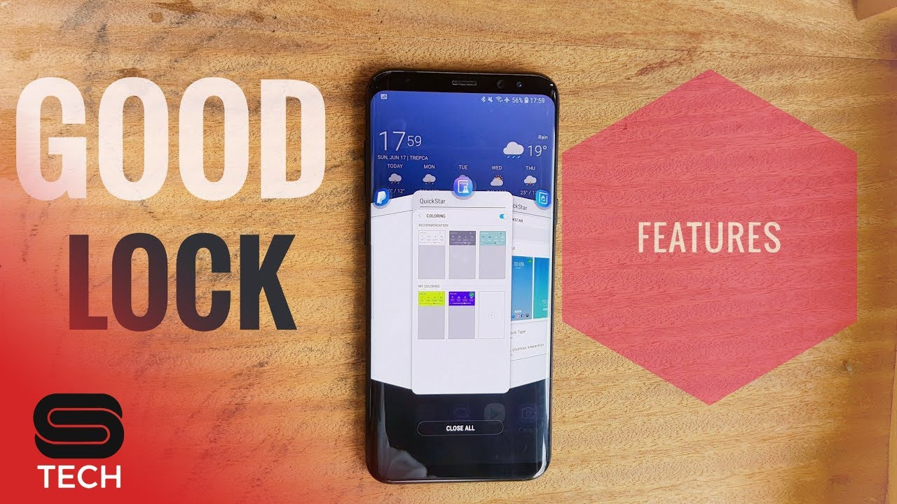 Download Badlock 2018 Apps for Samsung Galaxy S7 Edge, S8