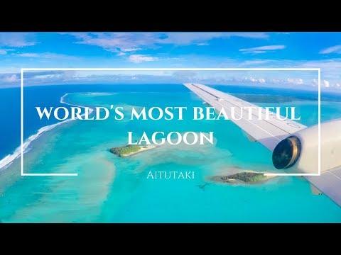 THE WORLD'S MOST BEAUTIFUL LAGOON | AITUTAKI DAY TOUR | AIR RAROTONGA
