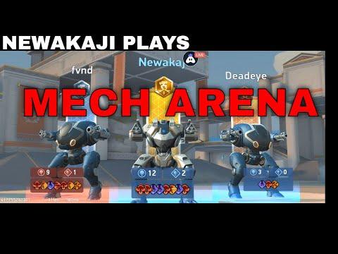 Mech Arena : ? stream | #MechArena #Newakaji #5v5mechwar #pvp