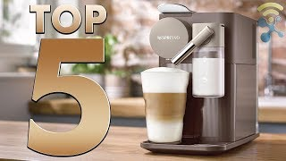 TOP 5 Best Nespresso Machine 2019 ☕🤤 Cheap Coffee machines Deals