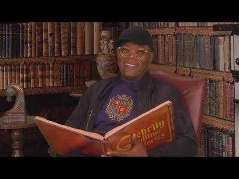 Samuel L. Jackson Reads A Bedtime Story