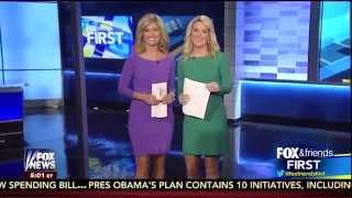 Ainsley Earhardt & Heather Childers 11-14-14
