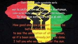 Bob Marley - Africa Unite (+ Letra Sub. Inglés/Español) HD