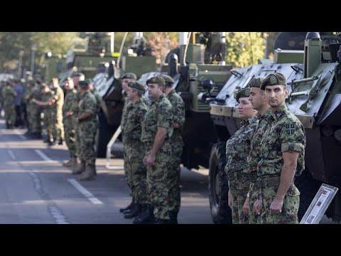 تصاعد التوتر على الحدود بين كوسوفو وصربيا.. وهذا هو السبب…
