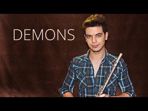 Demons - Imagine Dragons - Amazing Flute Cover Music [Free Notes Download] Lyrics
