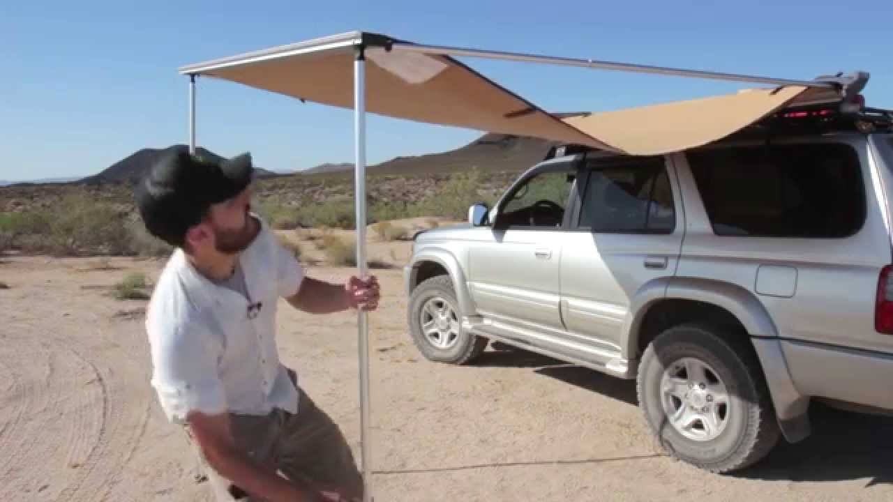Camping Essentials Arb Awning Youtube