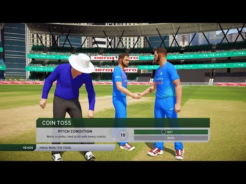 "Unbelievable ""India vs India"" Same Team Match Five5 - Don Bradman Cricket 17"