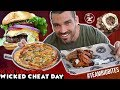 90k Subscriber Celebration | Wicked Cheat Day #47
