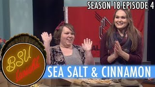 Megan Barry Gives Thanks || BSU Tonight Season 18 Episode 4