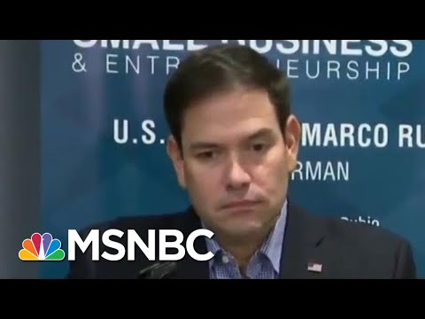 Why Are So Few Republicans Publicly Defending Trump? | Velshi & Ruhle | MSNBC